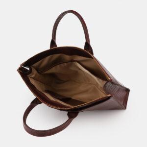 Вместительный бордовый мужской портфель ATS-5415 237831
