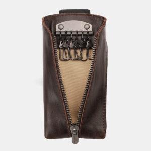 Деловая коричневая ключница ATS-5419 237907