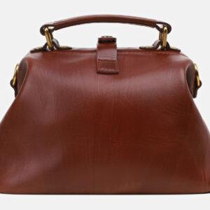 Неповторимая светло-коричневая сумка с росписью ATS-5431 237854