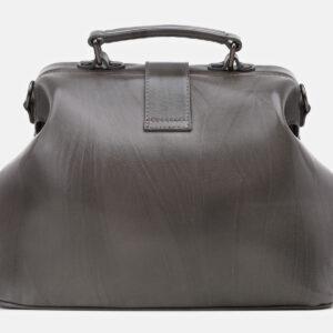 Неповторимая серая сумка с росписью ATS-5429 237859