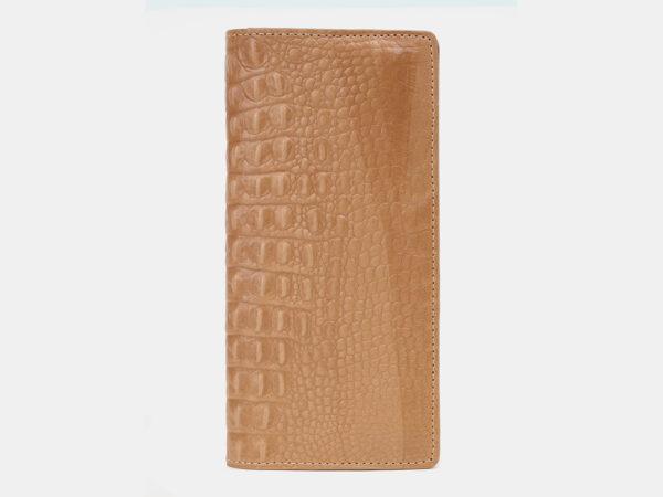 Деловой оранжевый кошелек ATS-5443