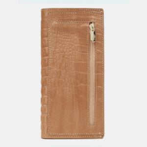 Деловой оранжевый кошелек ATS-5443 237925