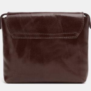 Уникальный коричневый женский клатч ATS-3782 237809