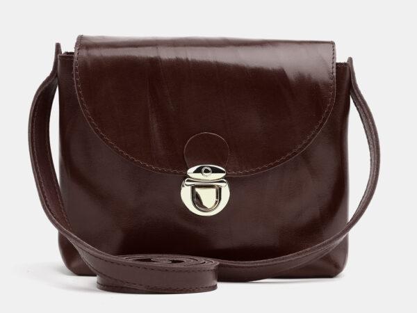 Уникальный коричневый женский клатч ATS-3782