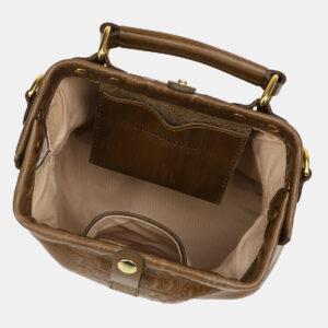 Стильная желтовато-зелёная женская сумка ATS-5451 238052