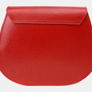 Удобный красный женский клатч ATS-5455 237997
