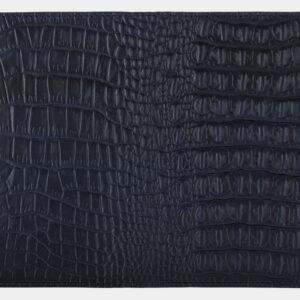Уникальная синяя обложка для паспорта ATS-1707 238100