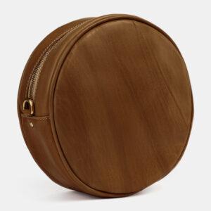 Деловая светло-коричневая женская сумка ATS-5507 238168