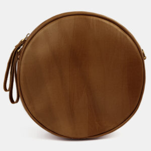 Деловая светло-коричневая женская сумка ATS-5507 238169