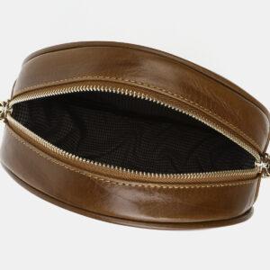 Деловая светло-коричневая женская сумка ATS-5507 238170