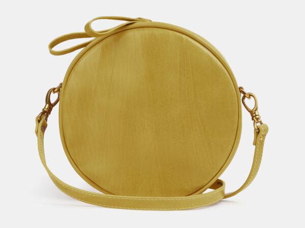 Кожаная женская сумка ATS-5508