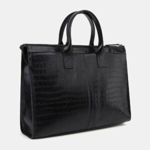 Функциональный черный мужской портфель ATS-5492 238158