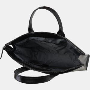 Функциональный черный мужской портфель ATS-5492 238160