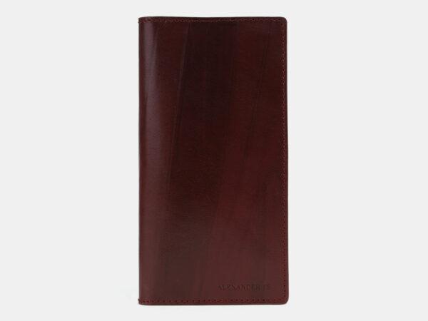 Уникальный бордовый портмоне ATS-5504