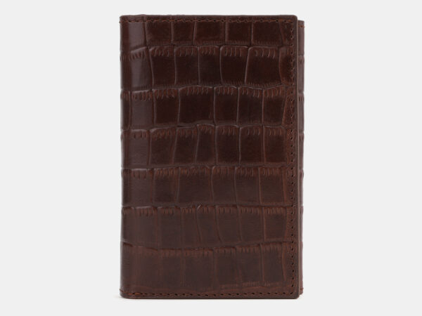 Уникальный коричневый кошелек ATS-5506