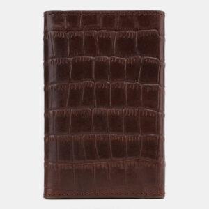 Уникальный коричневый кошелек ATS-5506 238175