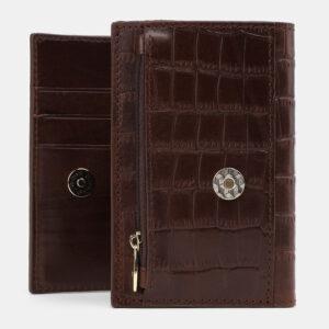 Уникальный коричневый кошелек ATS-5506 238174