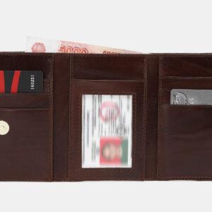 Уникальный коричневый кошелек ATS-5506 238173