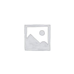 Солидный черный саквояж с росписью ATS-3707